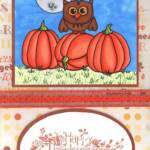 Happy Thanksgiving Card 2012-01 Details:  Digital Image provided by Designed 2 Delight  (available until Oct 19th at -- http://designed2delight.com/blog).  Sentiment is from the Inkadinkadoo,  'So Thankful For You', clear stamp collection.   Copic Markers were used to colour this image.